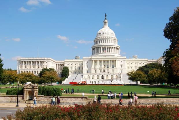 Washington, aux Etats-Unis