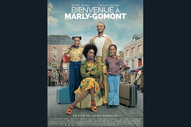Bienvenue à Marly-Gomont - Photo 1
