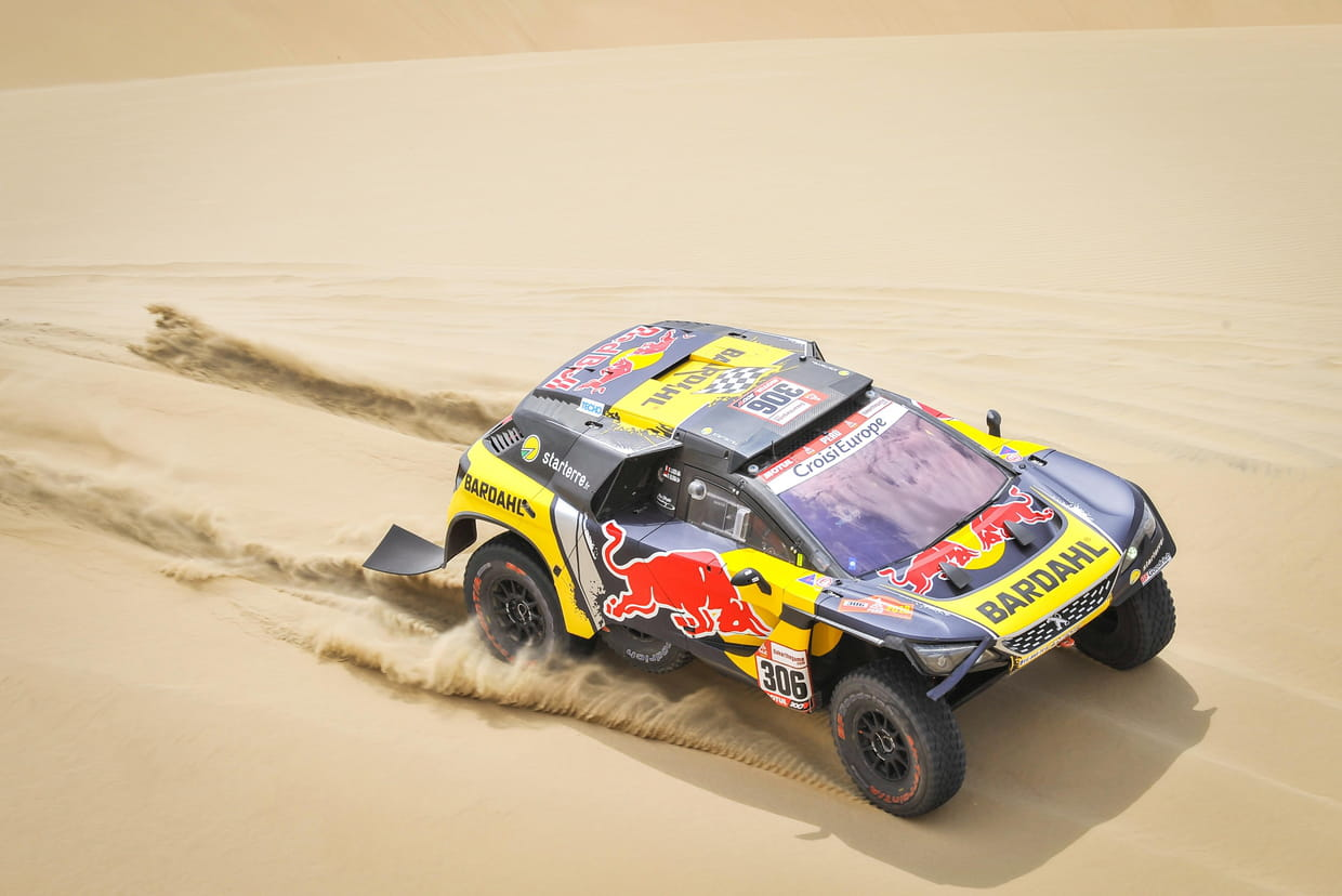 dakar 2019 la 2e tape en direct loeb vainqueur classement. Black Bedroom Furniture Sets. Home Design Ideas