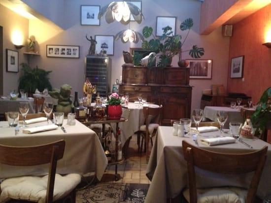 Hôtel-Restaurant Au Soleil d'Or  - Salle de restaurant -   © Hôtel au Soleil d'Or