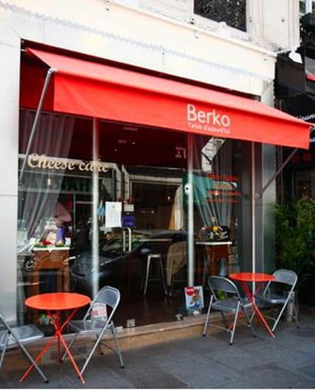 Berko  - facade -   © régis Clerc