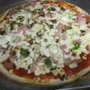 Cybierepizza chez Tetin  - Pizza Noix et Bleu de Bresse -