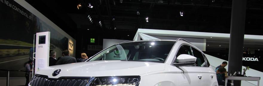 Les nouveaux SUV du salon de Francfort
