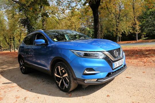 Nissan Qashqai: notre essai de la Drive Edition [photos, prix]