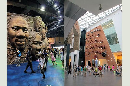 Sculptures et installations insolites