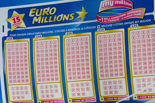 Résultat de l'Euromillion: le tirage du vendredi 13avril 2018[EN LIGNE]