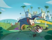 Taffy : L'oeil du raton laveur