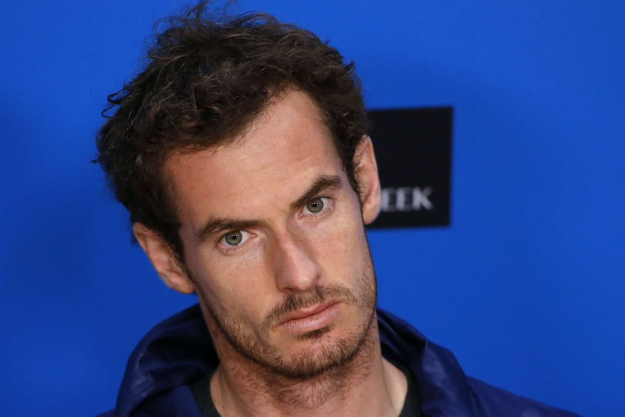 Open d'Australie : Andy Murray forfait