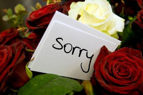 Lettre d'excuse: modèle de lettre d'amour après une dispute