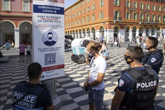 DIRECT. Coronavirus en France: l'épidémie progresse encore, le point par région