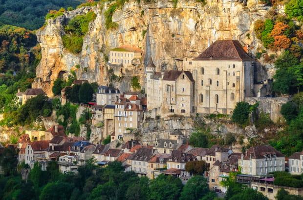 Rocamadour, la cité sacrée