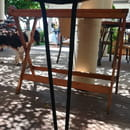 Restaurant : Le Café de la Plage  - Chat -
