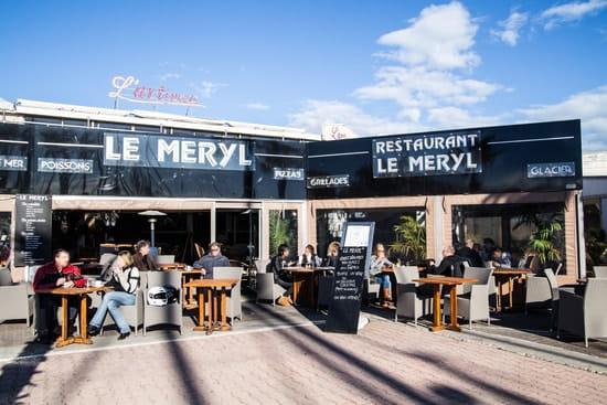 Restaurant le Meryl  - le meryl -   © alain