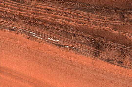 Dépôts Mars