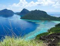 Les plus beaux  parcs nationaux d'Asie : Un paradis maritime en Malaisie