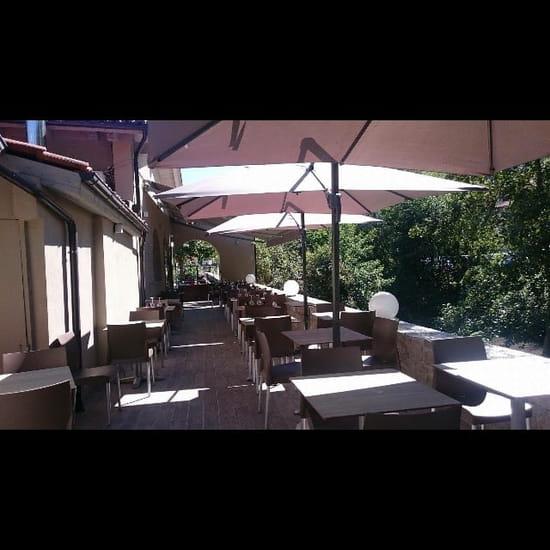 Restaurant : Le Gard 1895  - Terrible 60 personnes  -