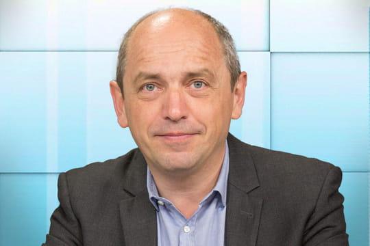 """François Hollande:Pierre Larrouturou : """"On va vers unenouvelle crise financière"""""""