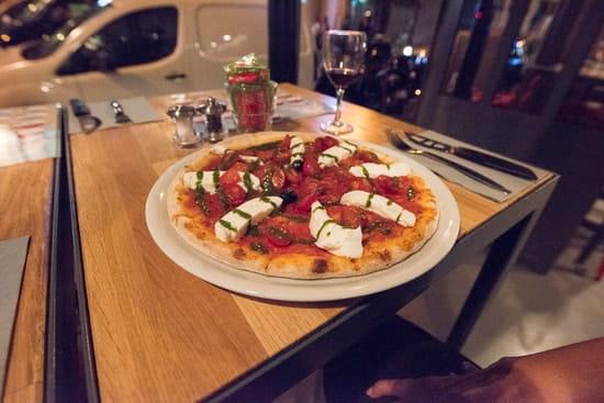 La Cerise sur la Pizza - Bonne Nouvelle  - Pizza -