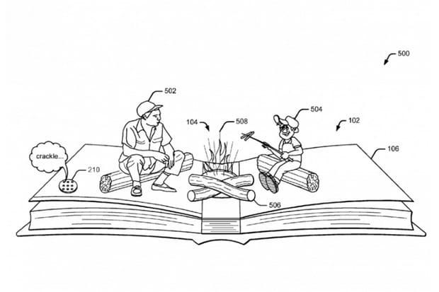 Des livres animés en réalité augmentée
