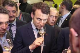 Salon de l'Agriculture: Emmanuel Macron reçoit un oeuf sur la tête [VIDEO]