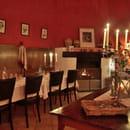 Château L'Hermitage de Combas  - Salle avec cheminée -   © charming chateau