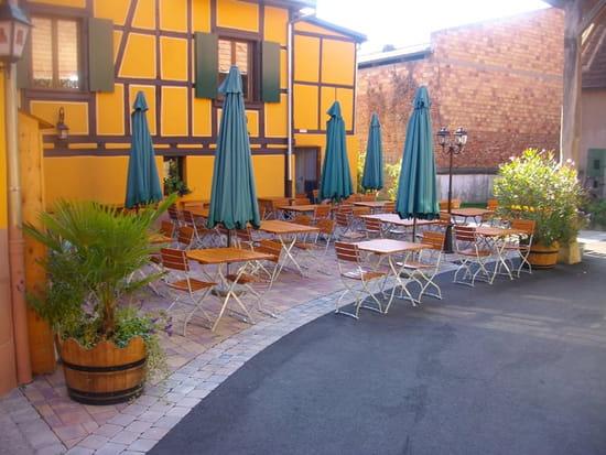 Bar Restaurant la Demi-Lune  - Notre Terrasse -
