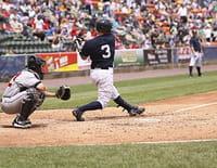 Baseball - Los Angeles Angels / New York Yankees