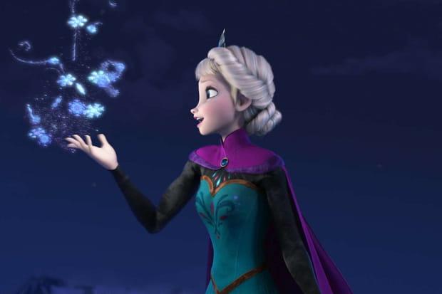 La Reine des Neiges: une princesse qui s'émancipe