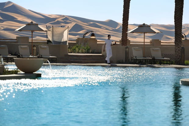 Qasr Al Sarab Resort à Abu Dhabi