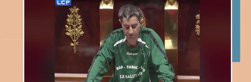 François de Rugy revient sur la polémique du maillot de foot de François Ruffin à l'Assemblée