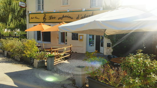, Restaurant : Les Copains d'Abord   © LCDA
