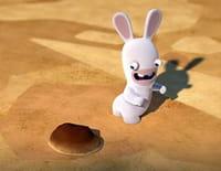 Les lapins crétins : invasion : L'école des crétins