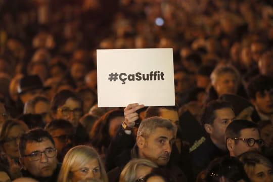 Manifestation contre l'antisémitisme: mobilisation en demi-teinte à Paris