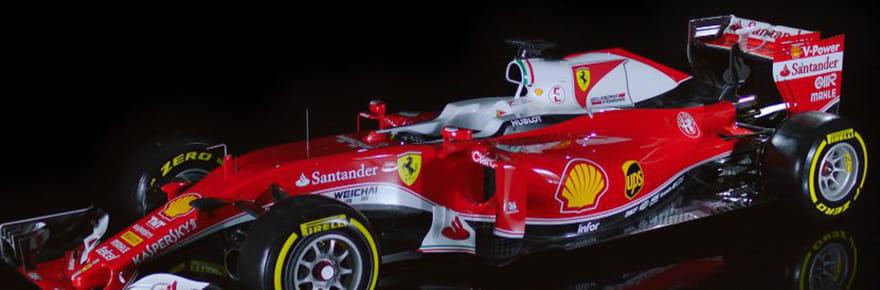 Ferrari F1 2016 : l'étonnante SF16-H se dévoile [photos et infos]