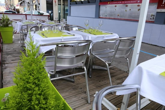 La Coupe d'Or  - Terrasse -