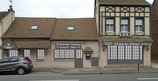 Restaurant : L'Ecrin des Saveurs  - Devanture Restaurant -   © Ecrindessaveurs