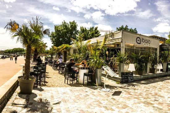 , Restaurant : Ibaïa Café