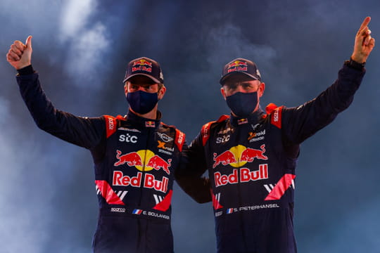 Dakar2021: Peterhansel et Benavides couronnés, le classement final