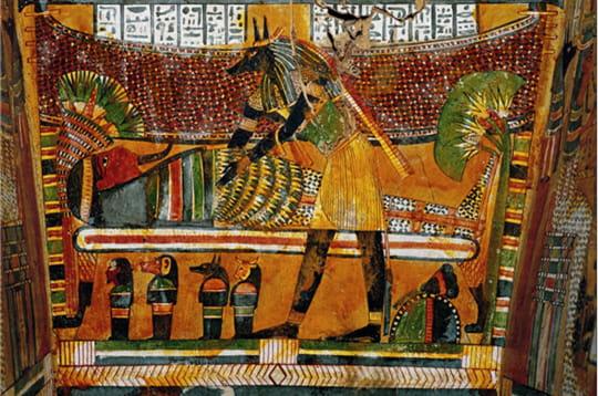 La mort en Egypte Antique