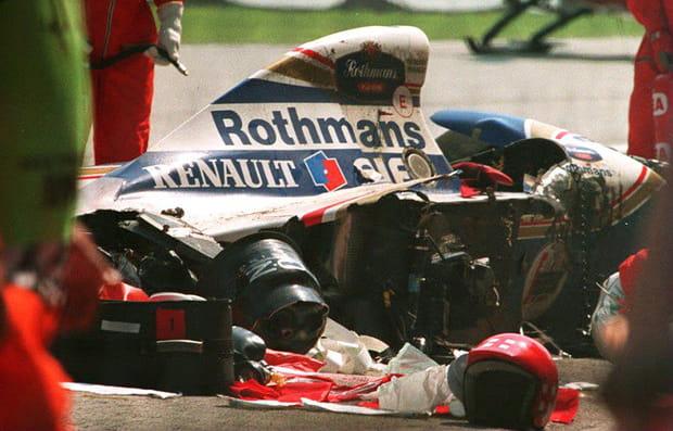 Senna voulait rendre hommage à Ratzenberger