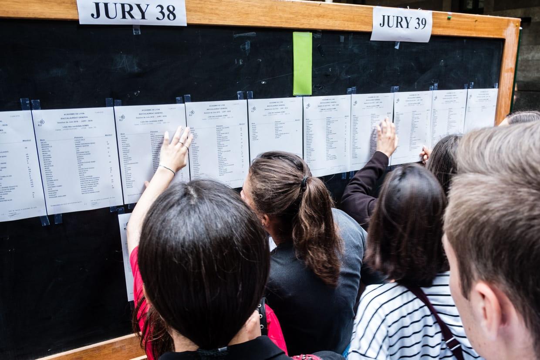 Record du plus jeune candidat au baccalauréat