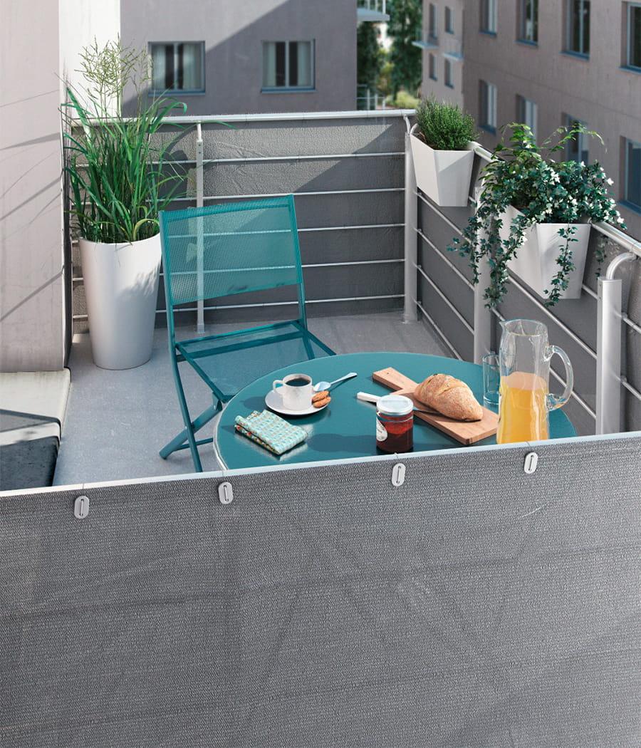 créer un cocon sur son balcon