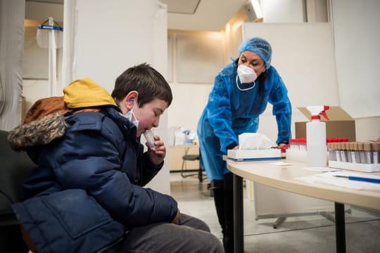 Covid chez l'enfant: les chiffres des contaminations chez les plus jeunes