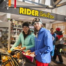 Rider Café  - l'Italie en altitude ! -   © Rider Café