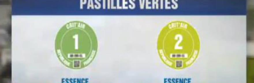 Pastille écologique: un dispositif facultatif et déjà critiqué