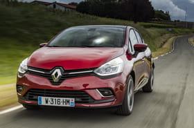 Voitures volées: la Clio passe en tête pour l'année 2018! Le classement