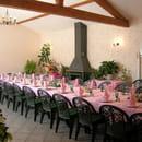 Restaurant la Ciboulette  - Salle de réception -