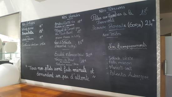 Plat : La Bonne Chaire  - Menu -   © PHOTO
