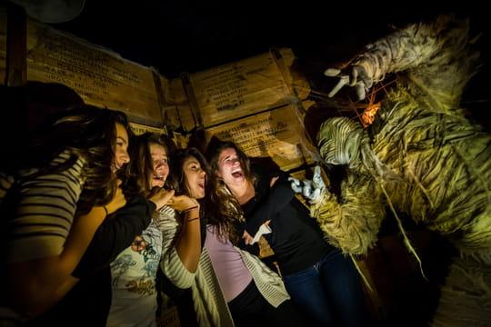 Parc Astérix: les attractions de Peur sur le parc célèbrent Halloween