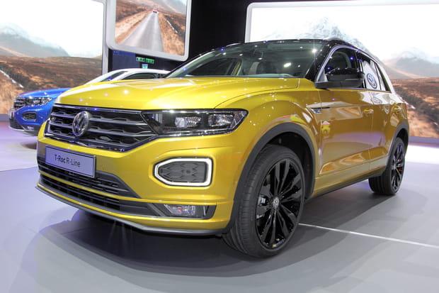 Avec le T-Roc, Volkswagen s'attaque à plus petit